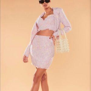 """Fashion Nova """"Grown Woman Goals"""" 3-piece set"""